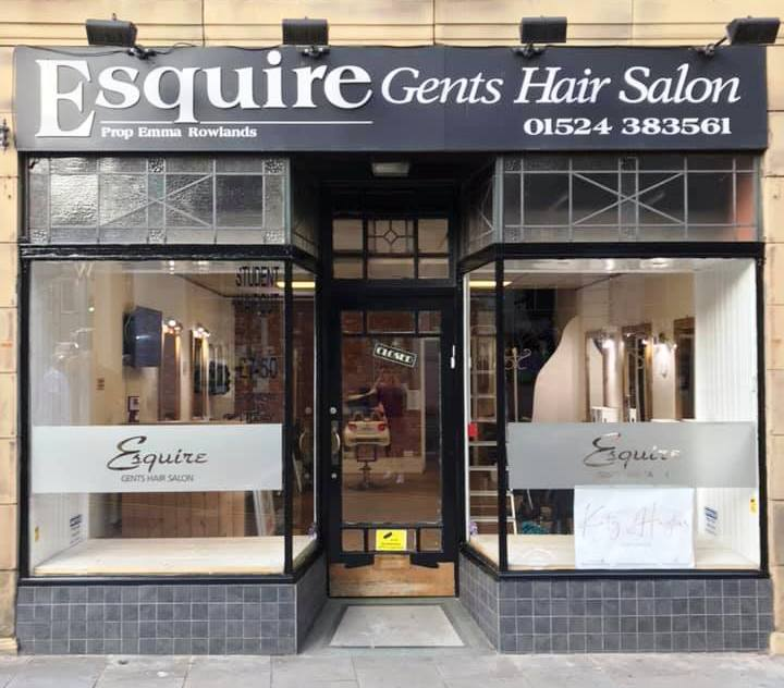Esquire Gents Hair Salon - Lancaster Barber